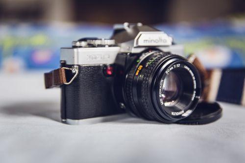 camera vintage retro