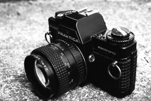camera old optics