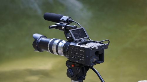 camera video tv