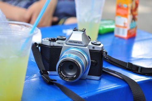 camera olimpus vintage