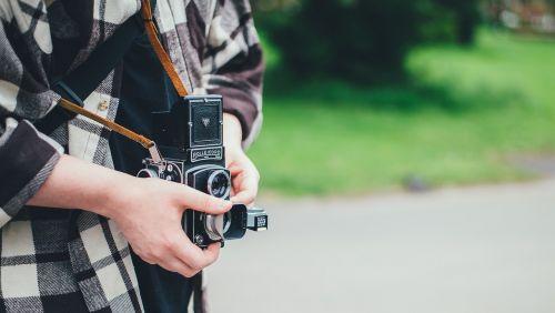 camera person photographer
