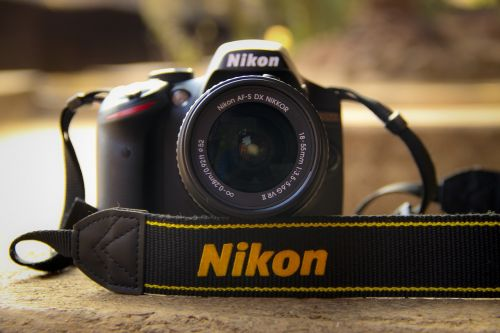 camera lens nikon