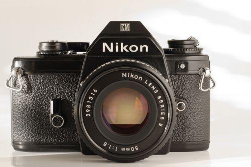 camera analog nikon