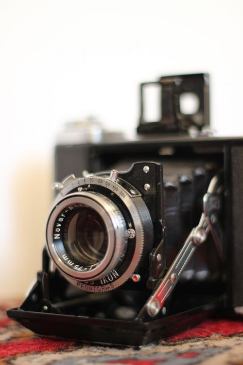 camera analog old