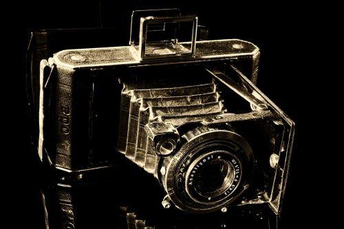 camera balgenkamera old