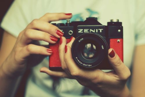 camera zenith red