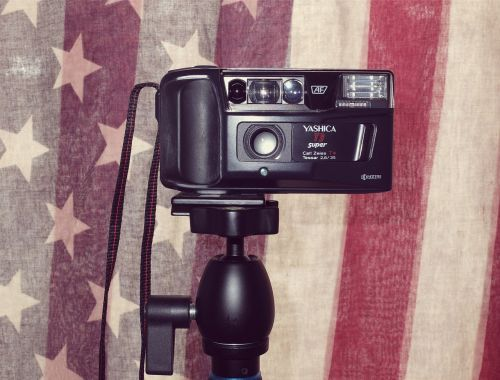 camera analog yashica