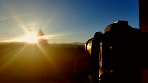 camera nikon sunrise