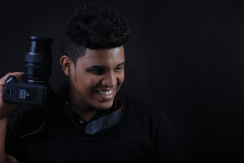 camera canon photographer
