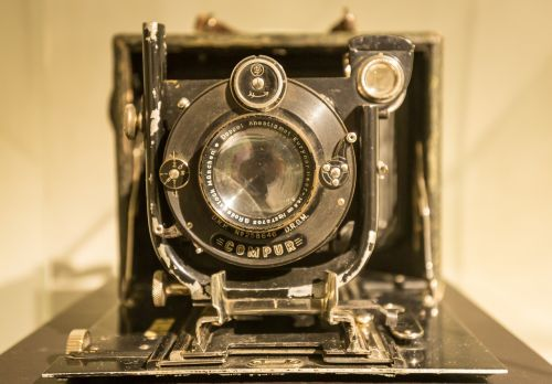 camera lens photograph