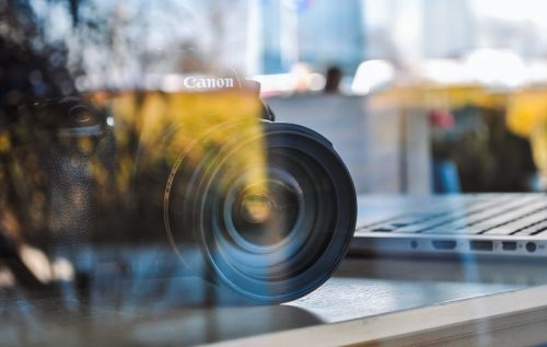 camera photographer video