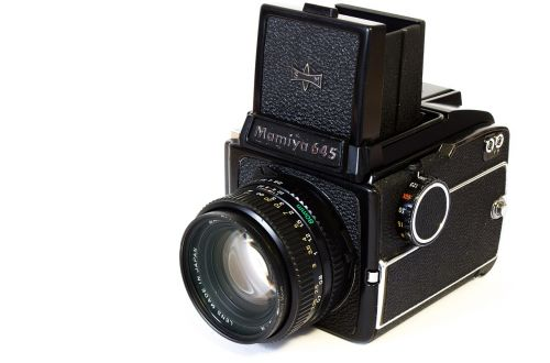 camera analog camera medium format