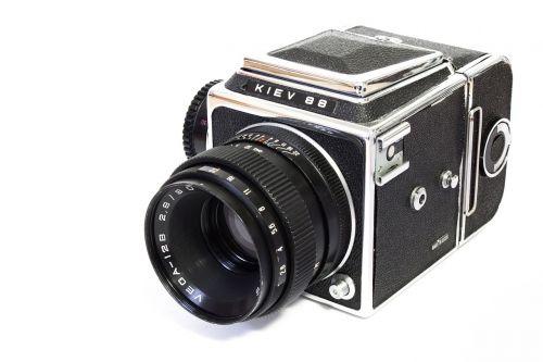 camera analog medium format