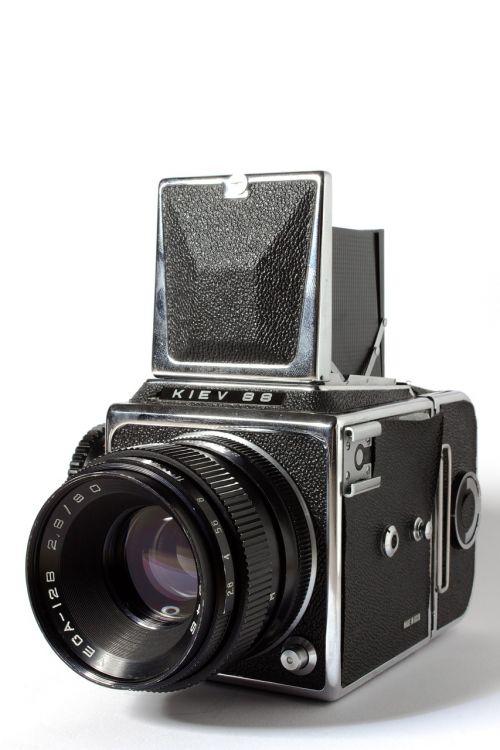 camera analog retro