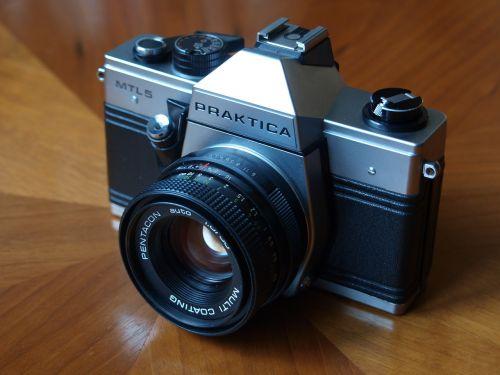 camera slr camera photography