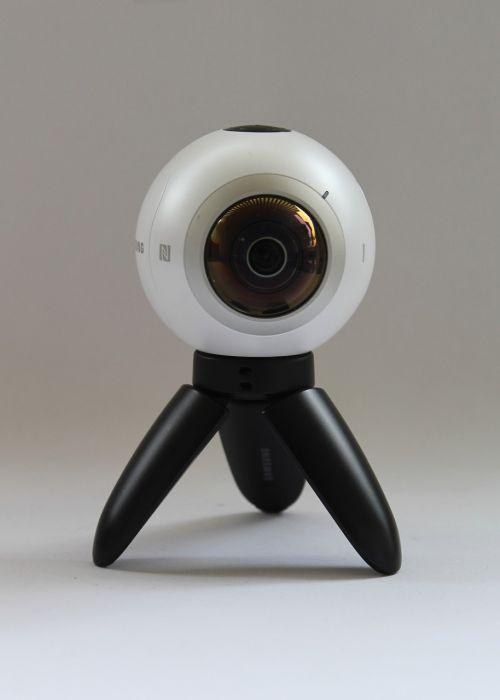camera 3d p