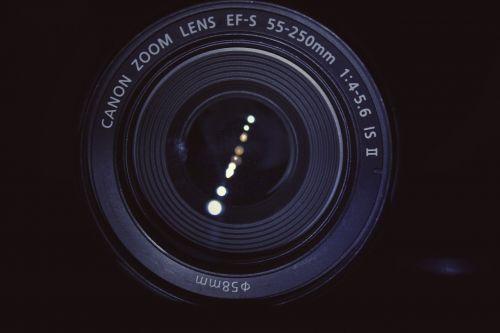 camera lens zoom lens