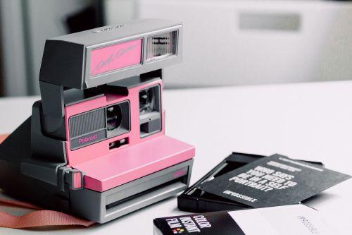 camera polaroid photography
