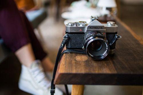 camera accessory konica