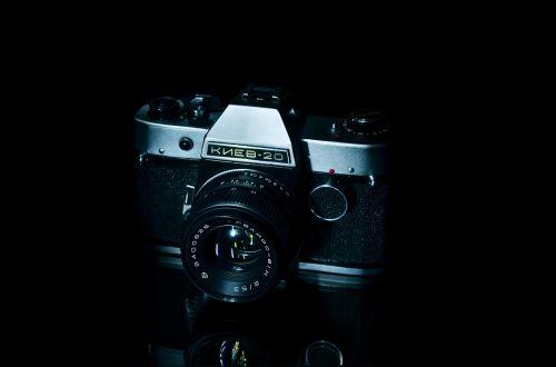 camera kiev 20 film