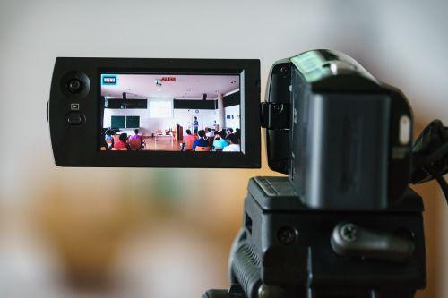 camera video recording