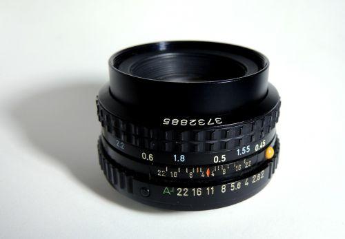 camera photographic analog