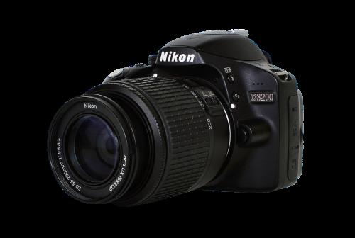 camera nikon nikon 3200