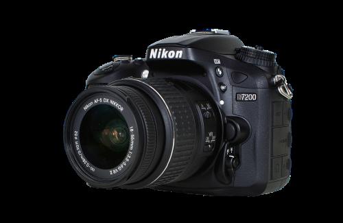 camera nikon nikon 7200