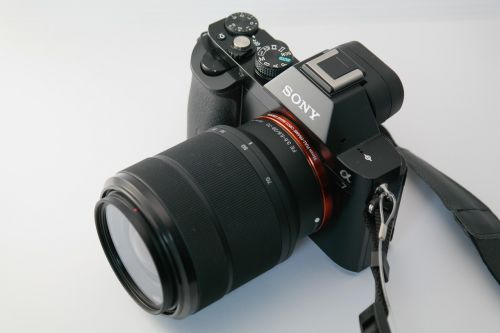 camera photo camera sony alpha 7