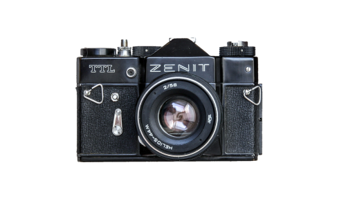 camera zenith russian camera