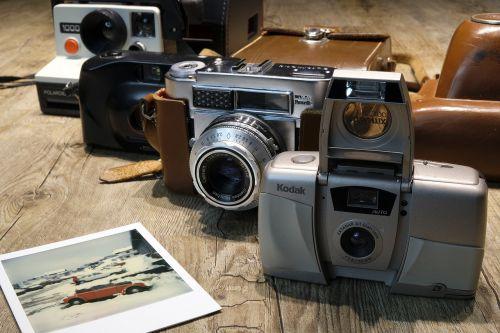 camera polaroid photo