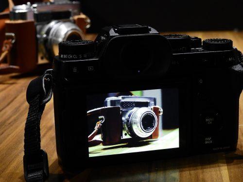 camera photography digital camera