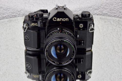 camera canon a1