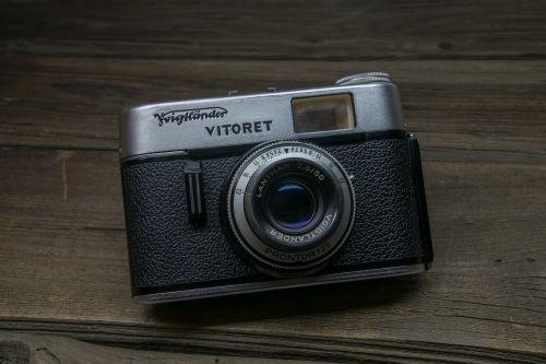 camera analog old camera