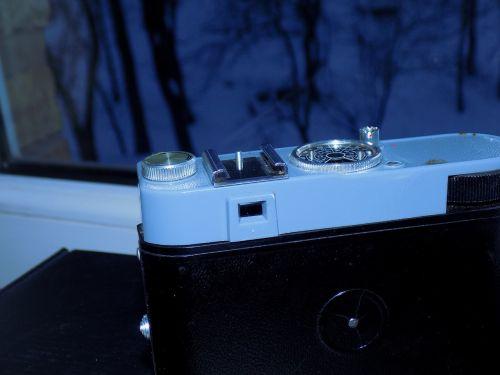 camera viewfinder no one