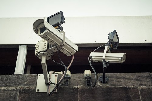 camera  surveillance camera  monitoring