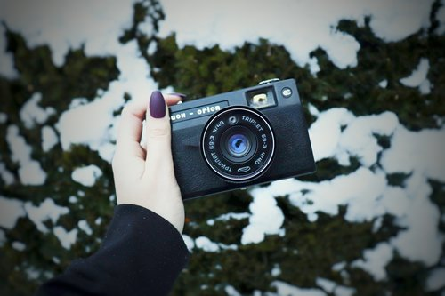 camera  hand  orion
