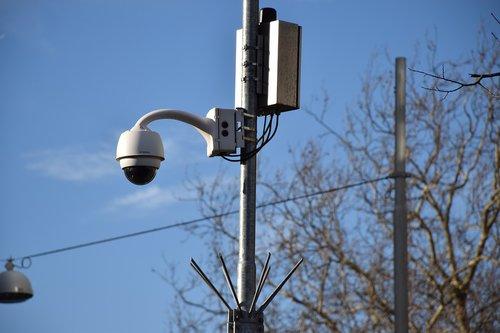 camera  security  monitoring