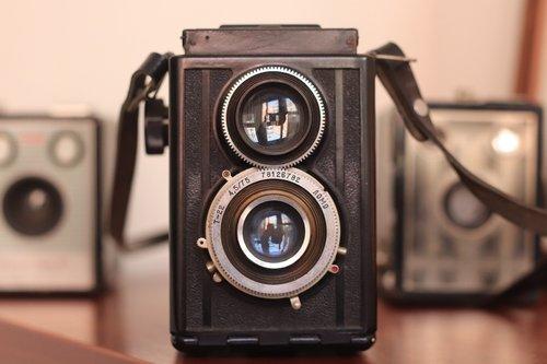 camera  old  photo