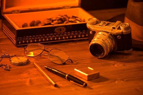 camera  old camera  retro