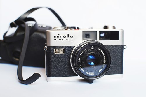 camera  analog  film