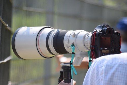camera  photographer  lens