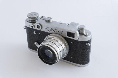 camera  old  rarity
