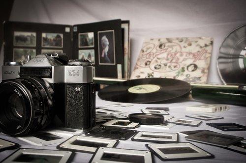 camera  disc  disk