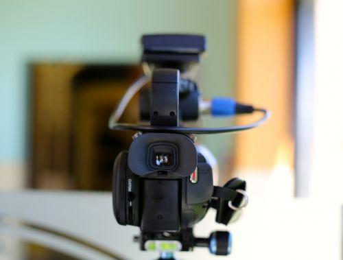 camera video film
