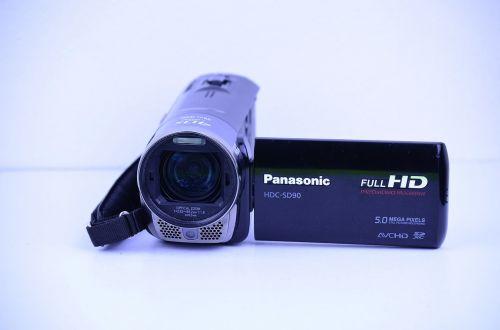 camera panasonic video
