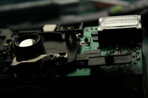 camera technical circuit board