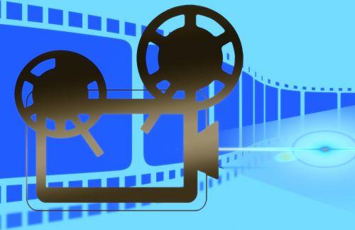 camera film video