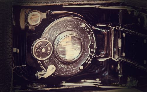 camera old antique