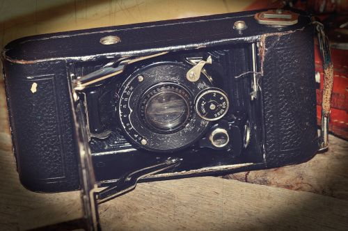 camera photography old
